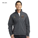 J324WB - EMB - WELDED SOFT SHELL JACKET