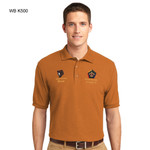 K500WB - EMB - SILK TOUCH POLO